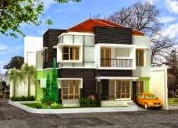 Kumpulan Contoh Surat Perjanjian Kontrak Sewa Jual Beli Rumah Mewah Modern Minimalis Sederhana