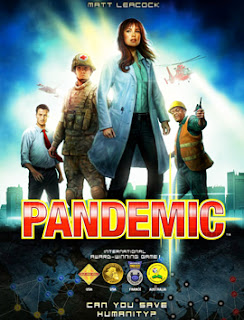 Pandemic for iOS