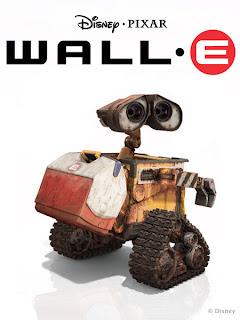 wall-e, filmes da pixar, desenho animado