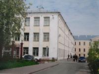Здание департамента