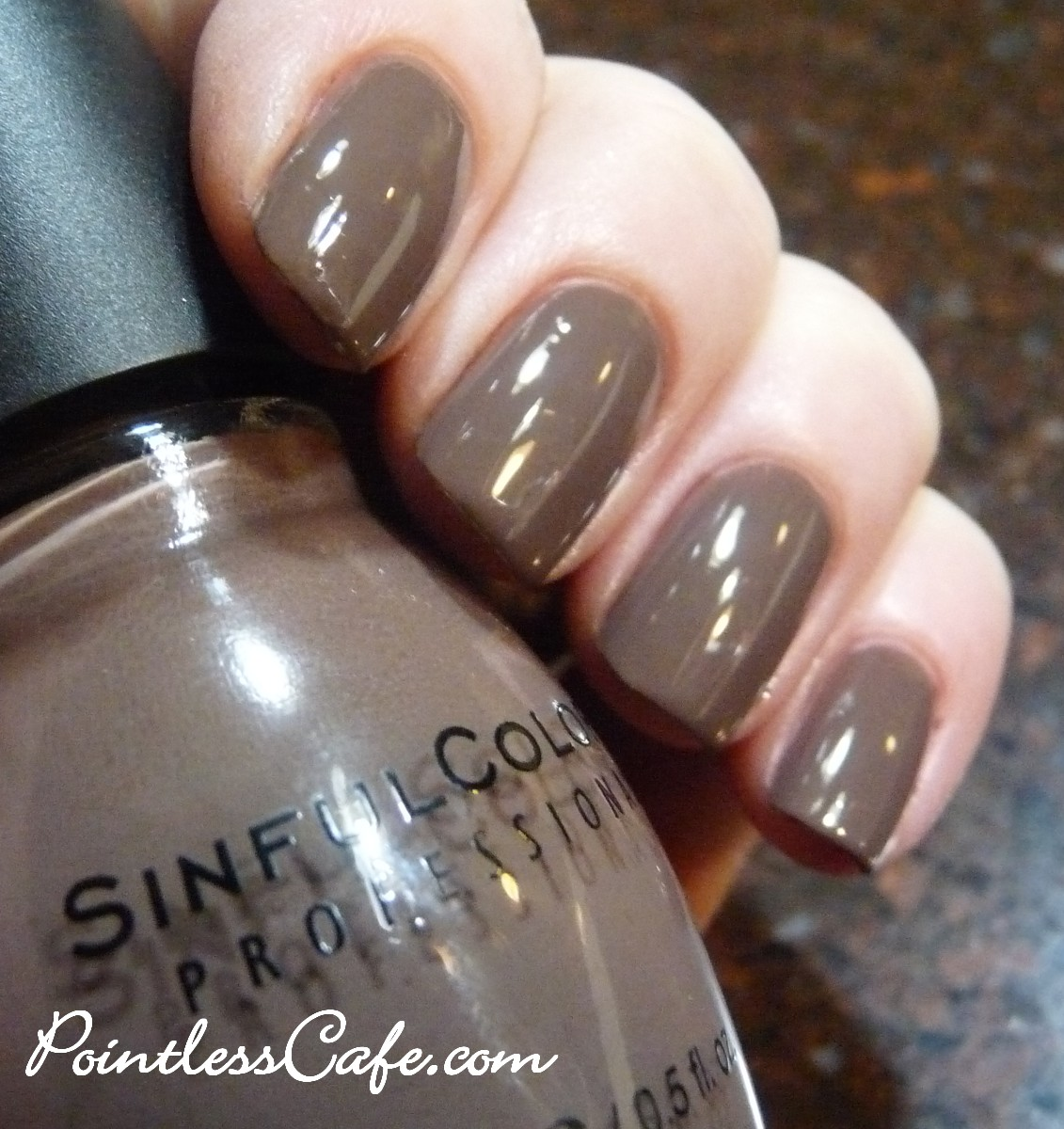 Day Seven of Sinful Colors Swatch Fest - Nirvana | Pointless Cafe