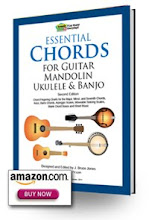 Essential Chords for Guitar, Mandolin, Ukulele & Banjo