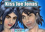 juegos de besos Kiss Joe Jona