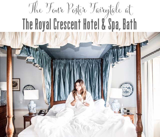 The Royal Crescent Hotel & Spa, Bath