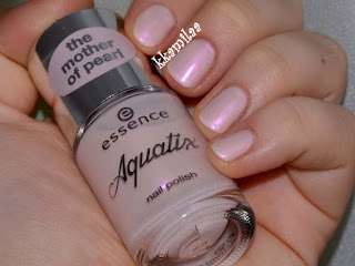 Essence Aquatix LE nr 02 - Pearls Are a Girl's Best Friend