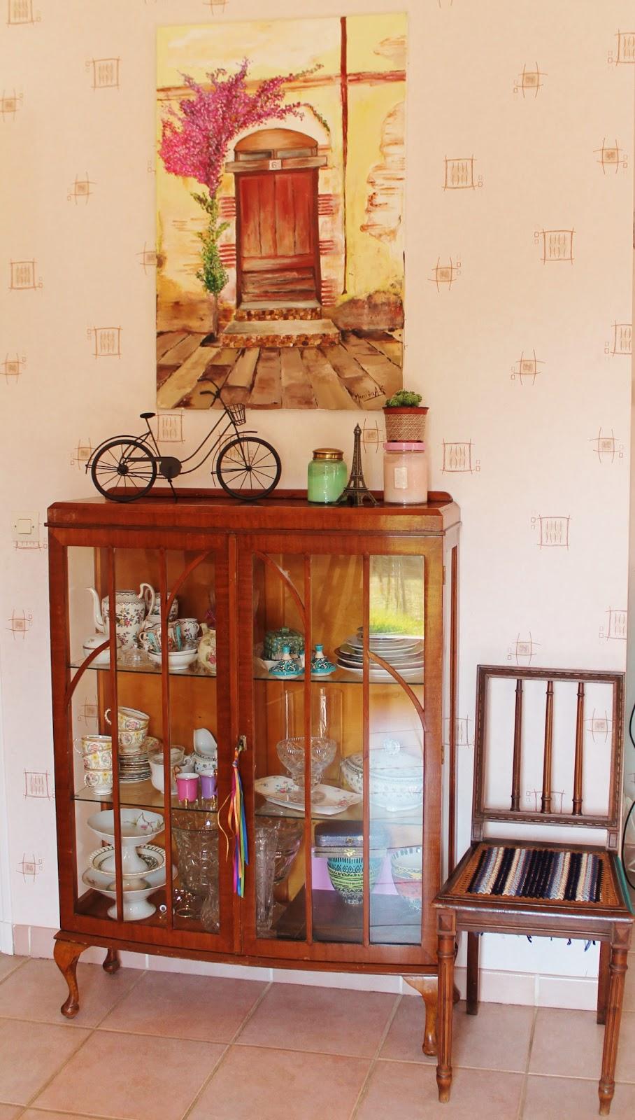 Diy mueble pintado en chevron soy un mix for Mueble kansas