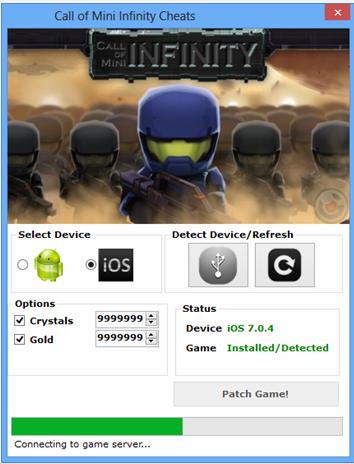 Call-of-Mini-Infinity-Android-iOS-Hack-Cheats-Tool