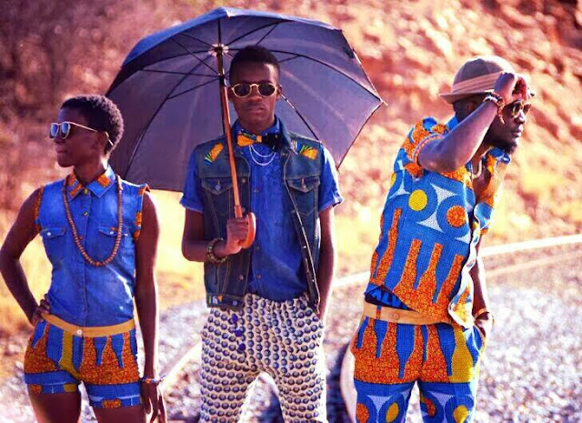 THE LOOK | LOURENS LOUX GEBHARDT | NAMIBIAN DESIGNERS