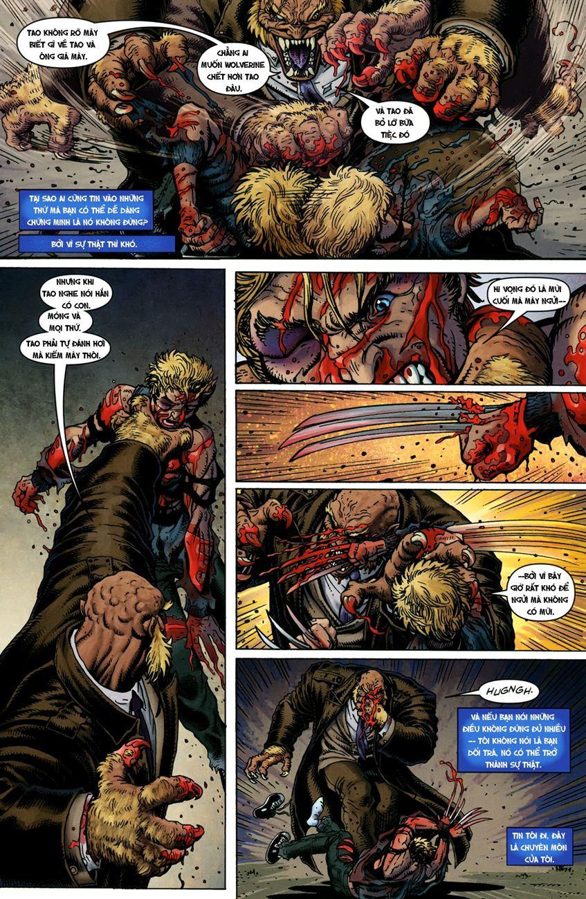 TruyenHay.Com - Ảnh 5 - Ultimate Comics X Chap 5