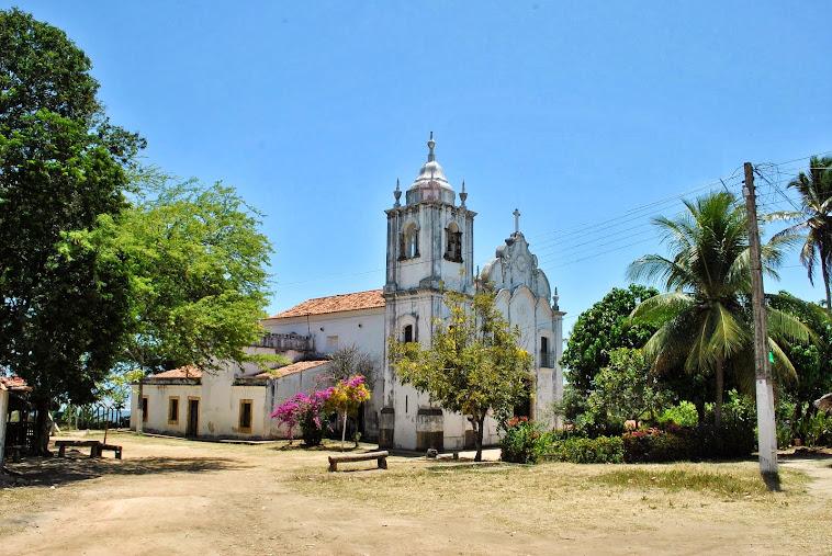 Igreja de Nossa Senhora da Conceição, Ilha de Itamaracá
