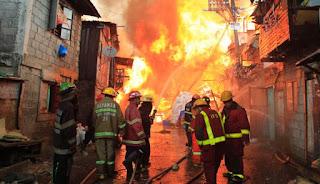 Selama Libur Lebaran 2 Balita Tewas dan 6 Rumah Terbakar