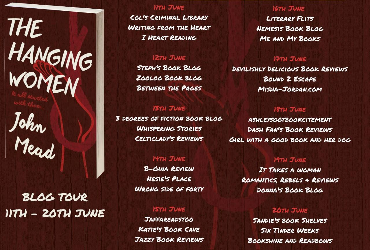 The Hanging Women Blog Tour