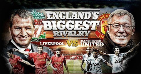 Live Streaming Liverpool vs Manchester United 23 September 2012