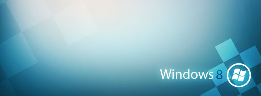 Windows 8 metro facebook cover