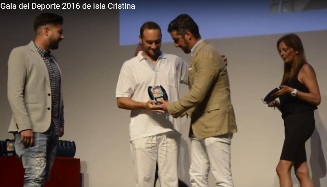 Gala Deporte Isla Cristina 2016.