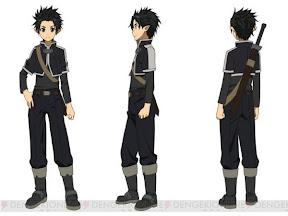 Kirito Sword Art Online ALO