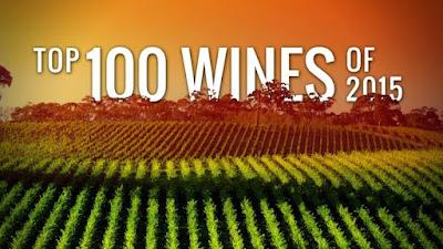 Los 100 mejores vinos de 2015 por WineSpectator