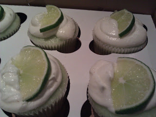What You're Missing Wednesday - Margartiaville Cupcakes