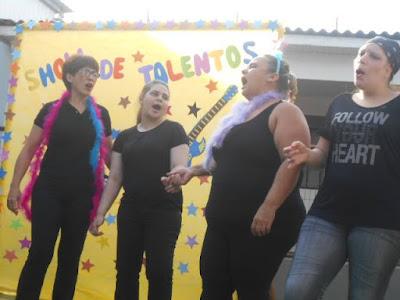 SHOW DE TALENTOS  2016