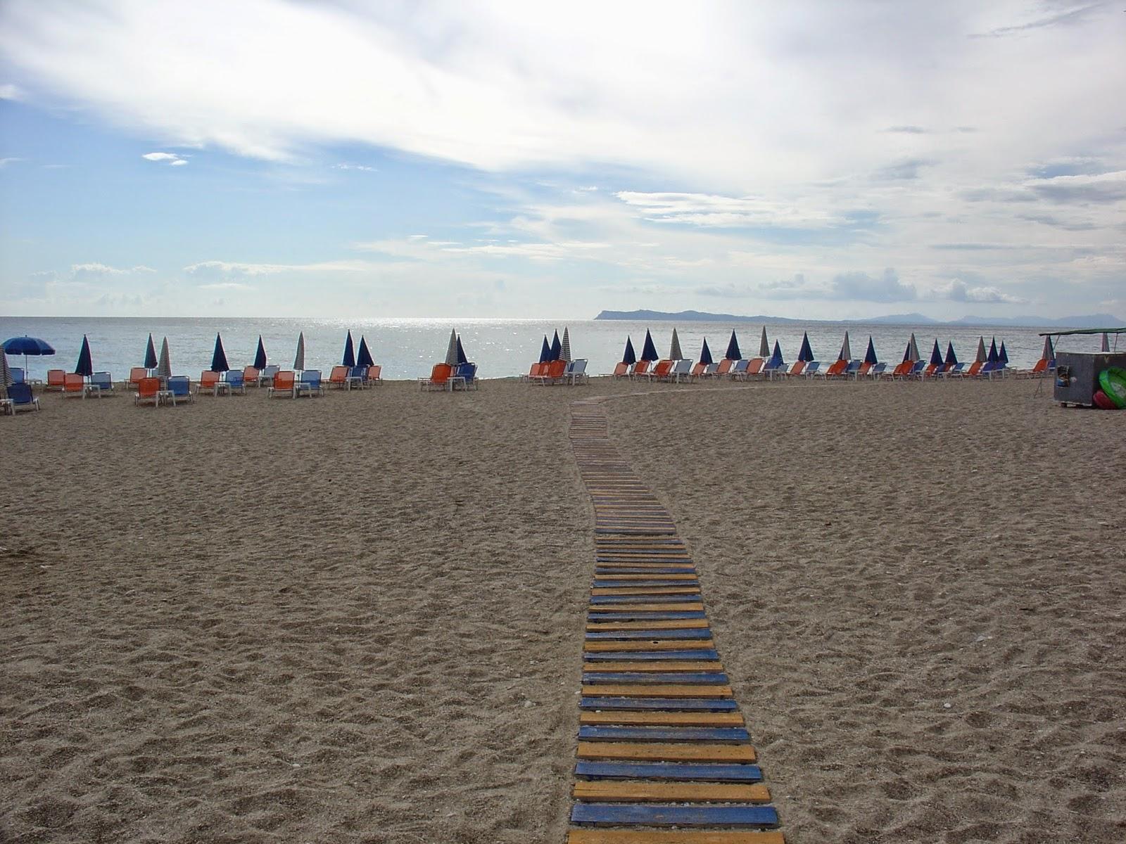 Παραλία Καραβοστάσι- Πάργα
