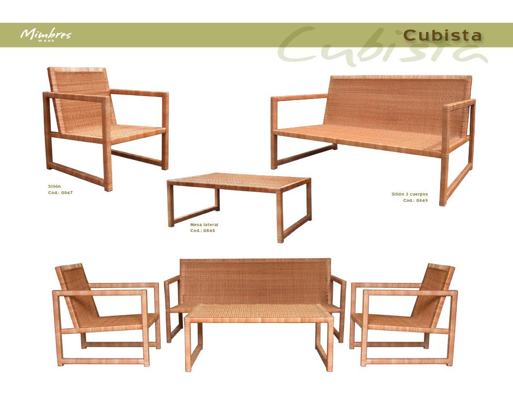 Muebles de mimbre mimbres waak mimbres juegos de - Muebles de terraza ...