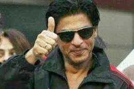 Sha rukh khan like - thumbs up photo