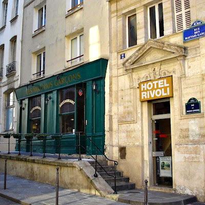 @Hotel Rivoli Parigi