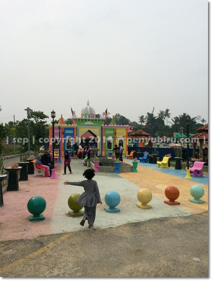 Taman Air Mini Kubang Gajah