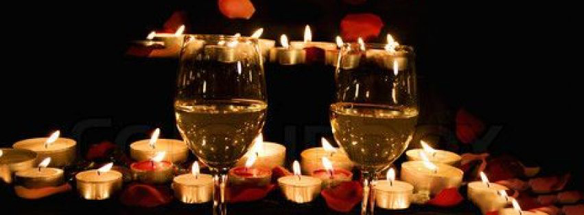 Candle Light Wine