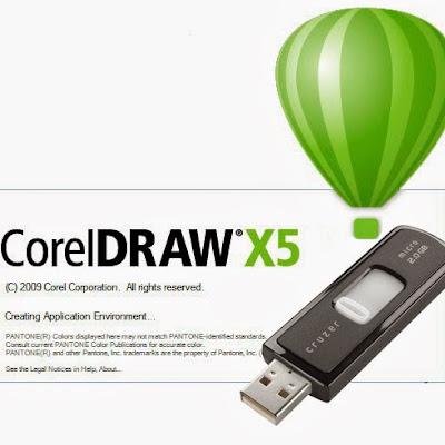 "NO-HOAX! CorelDRAW X5 Portable ""Gratisan"""