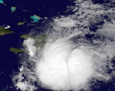 EMILY steht fast still und will nach Westen - Florida wieder im Gespräch - alles bleibt anders, 2011, aktuell, Atlantik, Bahamas, Dominikanische Republik, Emily, Florida, Hispaniola, Haiti, Hurrikansaison 2011, Karibik, USA, Vorhersage Forecast Prognose, Zugbahn