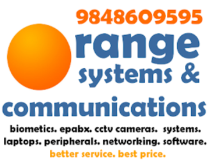 | Orange Systems & Communications | Better Service Best Price | Kavali | Nellore | Call: 98486 09595;