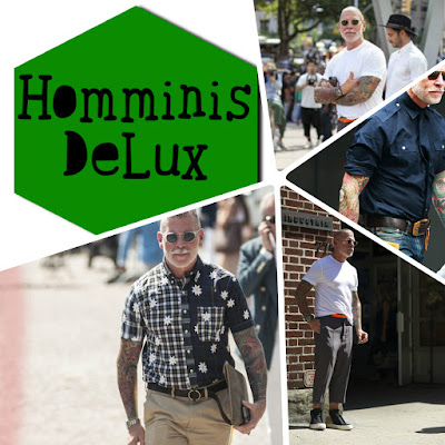 Who is Nick Wooster?  Homminis DeLux L-vi.com