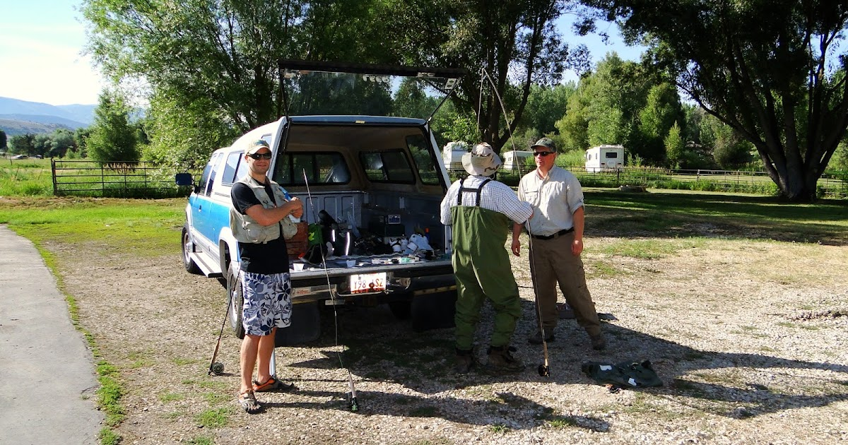 Blog fly fishing the utah weber river for Fly fishing salt lake city