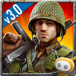MOD FRONTLINE COMMANDO: D-DAY v3.0.4 (Mod Money) apk free download