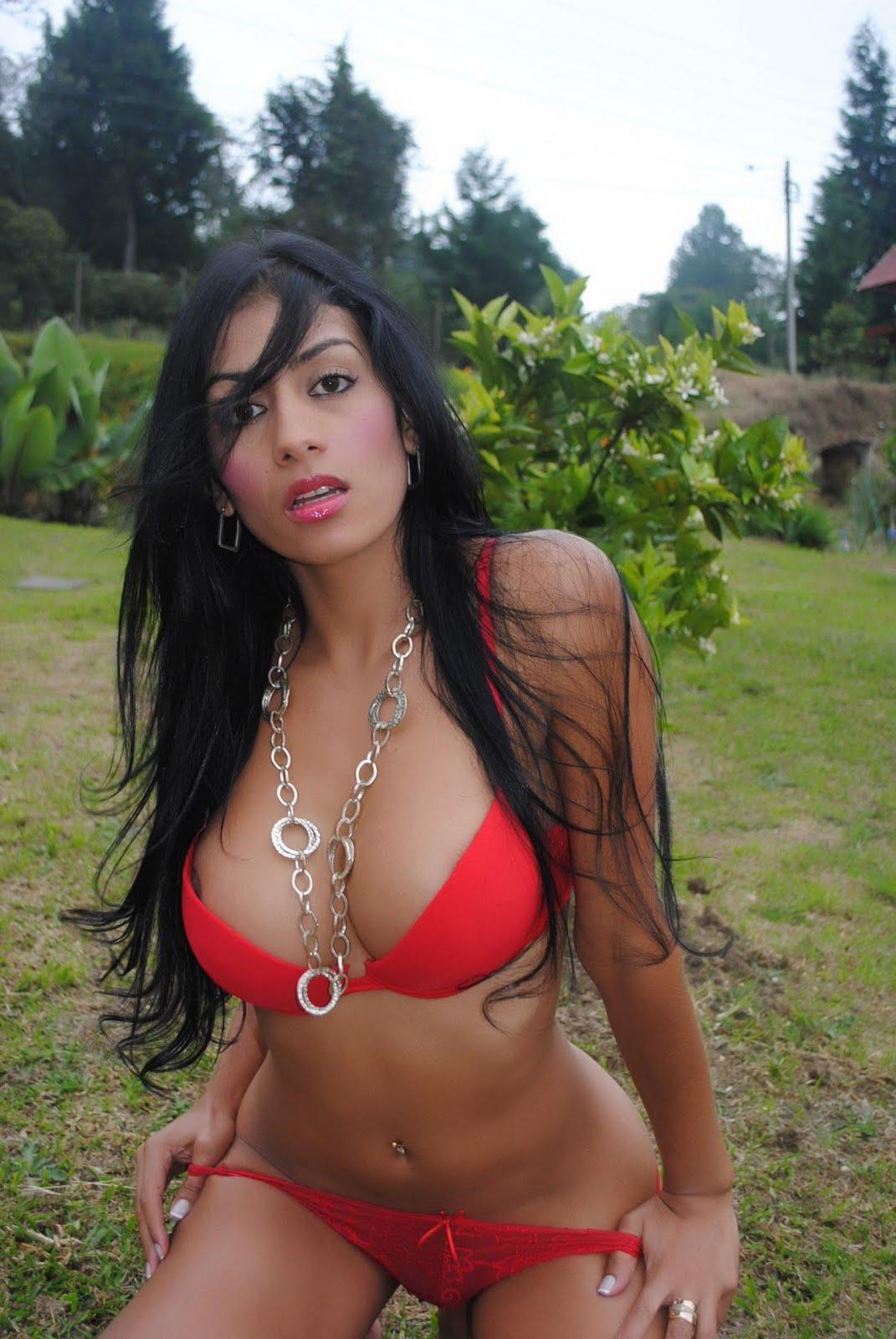 Travesti Colombiana Teniendo Sexo - YouPorncom