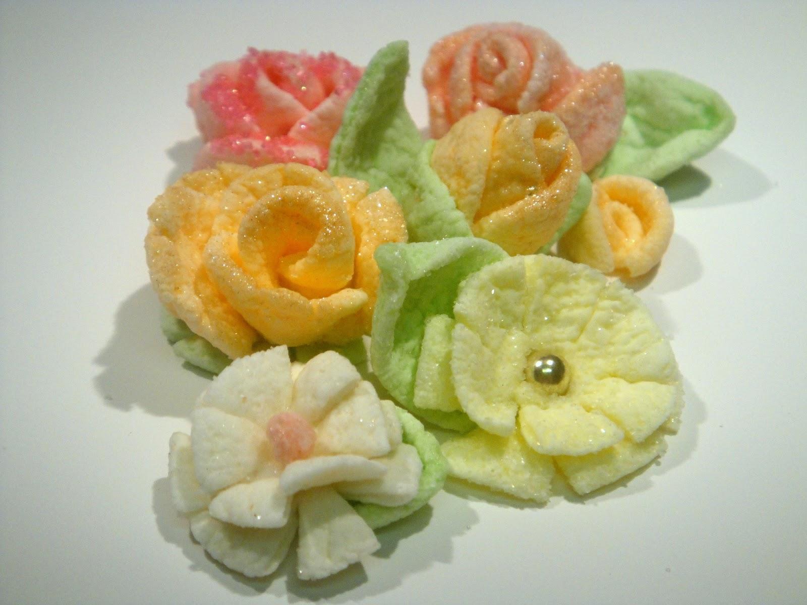 Cake Decorating Marshmallow Flowers : ~ Sugar Teachers ~ Cake Decorating and Sugar Art Tutorials ...
