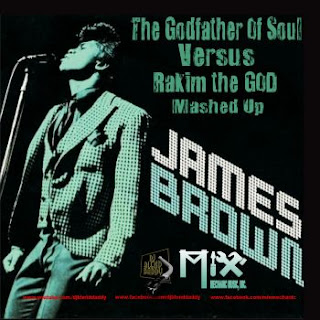 DJ Blend Daddy - The Godfather Vs The God (James Brown And Rakim)