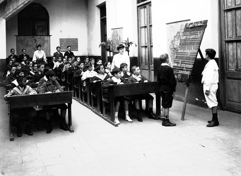 La Educaci N En El Siglo Xix 1821 1867