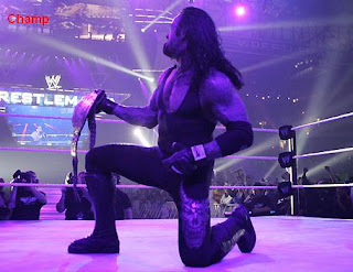 Undertaker deadman wwe