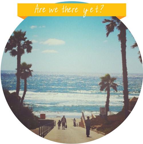 Let go on vacation! Via colourfulcarla.com