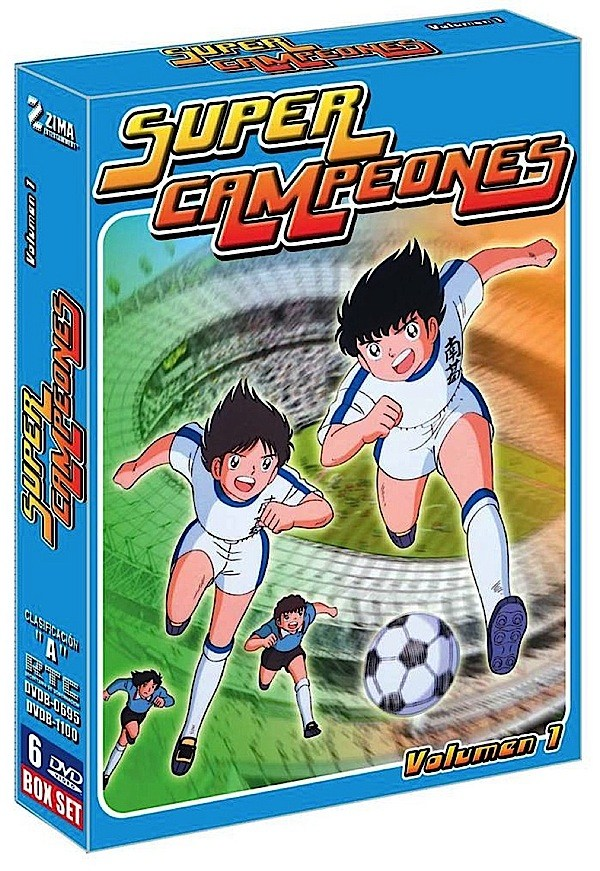 Super Campeones Vol. 01