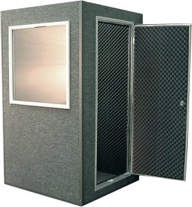 booth zombie pic: recording booth for sale