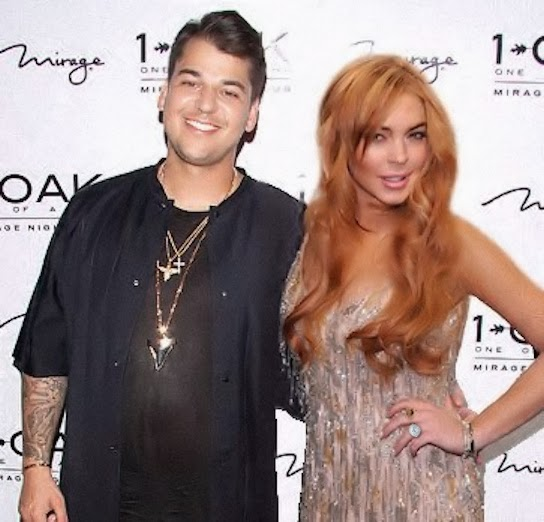 Lohan and Kardashian engaged