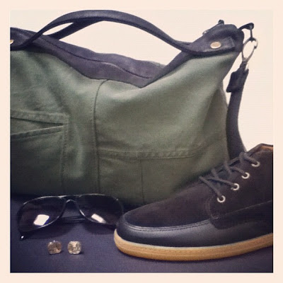 MODE HOMME : Pointer barajas, Cabas romain army, Lunettesspitfire