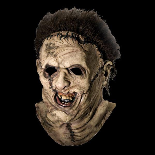 2010 halloween horror masks