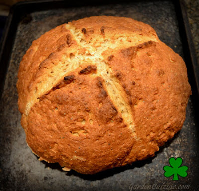 GardenCuizine: Low fat Irish Soda Bread recipe # ...