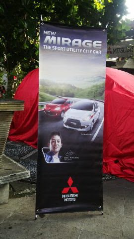 Launching New Mirage Sport 2015