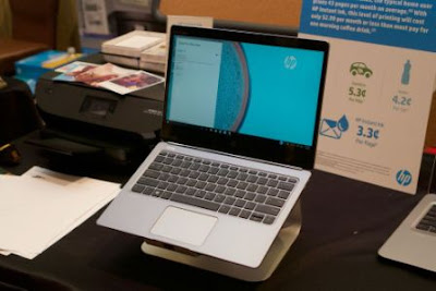 HP's EliteBook Folio is basically a MacBook with two ports and that's great