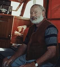 pisac,nobelovac Ernest Hemingvej